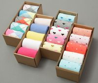 animal breath - women socks New Quality long breath cotton blends candy color in tube socks factory outlet price women spring autumn summer