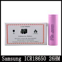 Cheap Samsung ICR18650 26FM Battery Best Samsung ICR18650 26HM