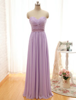 affordable beach weddings - Affordable Bridesmaid Dress Long Lavender Strapless Chiffon Open Back Beach Bridesmaid Dress for Weddings