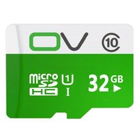 Wholesale OV Micro SD Card GB Class Real Capacity Memory Card GB in Retail Box for Cell phone Tablet Smart Device