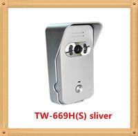 audio video door entry systems - Silver TW H IR Camera for Video Door Phone Audio Intercom Entry System V1 V2 V3 V4 v1 v2 V3 V4