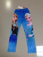 Cheap frozen leggings Best real photo