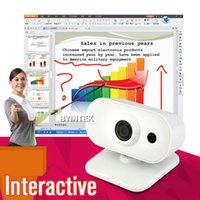 portable electronic whiteboard - Maximum inch best portable projector projection infrared Interactive electronic whiteboard for Education business classroom