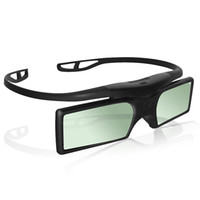 active shutter glasses - 3D TV Projector Active Shutter Glasses for Epson For Samsung For SONY For SHARP Bluetooth G15 Bluetooth Active Shutter D Glasses