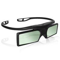 3D TV Vidrios activos del obturador del proyector para Epson para Samsung para Sony para Sharp Bluetooth G15 Bluetooth activos del obturador 3D Glasses