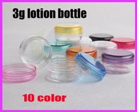 color bottle packaging - 3g ordinary box cream boxes PS boxes sub bottling color variety Longway packaging