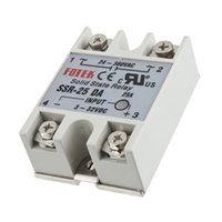 Wholesale 1pcs Solid State Relay Module SSR DA A V V DC Input VAC Output