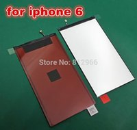 Wholesale 10pcs quot inch brand new LCD Backlight back light film refurbishment for iPhone G Not LCD HK