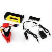 Wholesale High Quality V Portable Mini Jump Starter mAh Car Jumper Booster Power Battery Charger Mobile Phone Laptop Power Bank