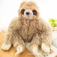 baby sloth stuffed animal - TOY166 Sloth Doll Plush Dolls The Anime Movie Zootopia Sloth Flash Stuffed Animals Action Figure Toys Baby Kids Gift