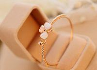 Wholesale 2015 New Arrived Trefoil Vocheng NOOSA DIY Bangle mm Ginger Snap Bracelet Snap Button Jewelry Snake Chain Bracelet Vb