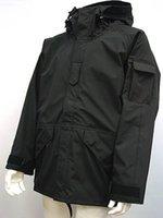 airsoft hoodies - Fall SWAT Airsoft Parka Jacket Hoodie Waterproof Black BK