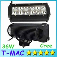 Wholesale 2015 LED Cree Work Drive Light W high intensity Work Lamp Lumen Flood Spot BeamTractor Truck Trailer SUV JEEP Offroad Front Light