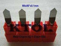 al cu - 5pc mm Degree mm Tip Metal Carbide Engraving Tool in CNC V Shape Cutters Milling Bits Set on Fine Carving Cu Al Steel