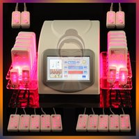 Wholesale Pro nm nm Diode Laser Powerful Lipo Laser Slimming Fat Reduction Laser Pads LLLT Slimming Machine