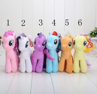 arrival animal toy - New Arrival cm My Little Pony Plush Cartoon plush Dolls Stuffed Toys Plush Animals