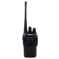 Wholesale 2pcs UHF Handheld Portable Radio Retevis H Walkie Talkie Transmitter Receiver Single Band Free Earpiece W CH A9104A