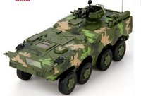 armored fighting vehicles - new Chinese X8 ldquo Snow Leopard ldquo wheeled armored infantry fighting vehicles Military Model Col