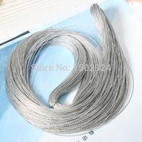 Wholesale 100 Yards mm Metallic Thread String Jewelry Craft Cord Card Braid Multi purpose