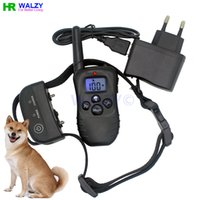 Training Collars background full screen - Dog Training Collar Full waterproof and Rechargeable with Shock vibration Receiver and Key and screen background light