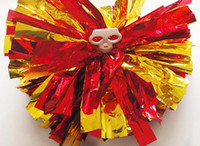 cheerleading pom poms - Game pompoms g Cheering pom pom Cheerleading supplies Color can choose