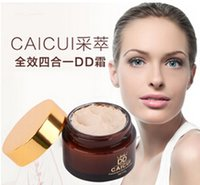 beauty treatment days - Hot sale New CC BB Face Care Cream DD Whitening Beauty Moisturizing Make up Brand Cosmetics Base Makeup DHL CC DDS