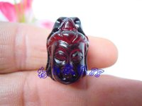 Wholesale AAA Jewelry Guanyin Amber Lucky Loose Gemstones size15mm