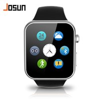 Wholesale 2015 MTK2502 A9 Smart Watch new smart card heart health pedometer worn wristwatch phone