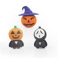 Wholesale Halloween Gift Usb Drive cartoon GB GB GB USB Flash Memory Pen Drive Cartoon gift usb full capacity