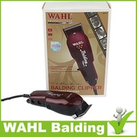 Wholesale Released WAHL Balding Professional Star Series Corded Hair Clipper Trimmers Hair care WAHL Balding clipper DHL jaguartee