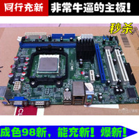 amd quad motherboard - Am3 computer motherboard colorful n68 ddr3 fully integrated graphics card platelet quad core cpu dual core