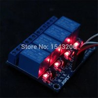 Wholesale Price V Channel Relay Module Shield for Arduino ARM PIC AVR DSP Electronic V Channel Relay A5