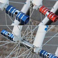 best aluminum bikes - aluminum alloy bicycle pedal bike rocket launcher socle pair suite for all bicycle best quality B044