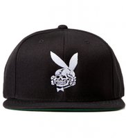 Cheap Fuct Death Bunny Snapback Hat Adjutable Street Cap Popular Hip Hop Snapbacks Fashion Fitted Mens Hats Womens Caps Free Shipping