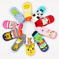 baby moccasin slippers - Baby Toddler Non Slip Booties Shoes Socks Moccasins Slippers Long Baby Socks Baby Shoes