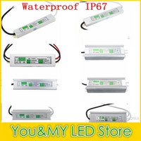 ac dc products - New Product W to W Led Power Supply AC V V Waterproof IP67 Led Transformer DC V