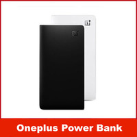 Wholesale Original OnePlus Power Bank mAh One Plus One Pover Bank External Battery Case For iOS Android Oneplus GB Bamboo Phone