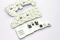Wholesale Super brightness set LED car interior reading lights LED dome light for HONDA CRV