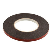 Wholesale NewDouble Sided Car Auto Truck Vehicle Trim Foam Sticky Tape Adhesive mmx10m