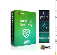 Wholesale AVG Internet Security Internet Security User genuine three card