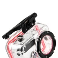 Wholesale Hot M Underwater M Diving Sports Waterproof Case Box For Xiaomi Yi Camera Action Camera Accessories