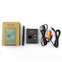 Wholesale 5KM FPV Video System Boscam Ghz mW CH Wireless Receiver TS832 RC832 For DJI Phantom QAV250 FPV Quadcopter