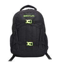 Wholesale BESTLIFE Hot Sale Laptop Backpack Inch Black Men s Women s Backpacks For Notebooks Pads Daily Knapsack Outdoor Shoulder Bags New Arrival