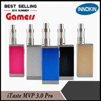 innokin - Original Innokin iTaste MVP Pro starter kit MVP W box mod with iSub G Tank mah Battery DHL FREE