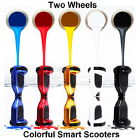 scooter electric - Scooter Stock in USA Unicycle Smart Balance Wheel inch Self Balancing Electric Scooter Two Wheels Bicycle mAh Battery Smart Scooter