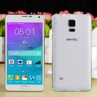 Wholesale N9108 MTK6572 Quad core Android Smart Phone w quot Capacitive Screen cell phone GB ROM Wi Fi GPS White