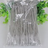 reusable straws - 2015 Hot Sale Drinking Stainless Steel Straw Brush Metal Reusable Cocktail Drinking Straw Cleaner Brushes Nylon Brush For Straw