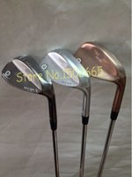 Wholesale Vokey SM4 golf wedge set degree Oilcan silver black golf clubs wedges right hand