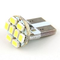 Wholesale New low power consumption V W SMD T108 car LED Bulbs High Power SMD LED Lights Hot Selling