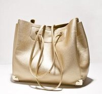 Wholesale Designer Shoulder Bag Bag In Bag Style Gold Silver Black Color New Arrival B10